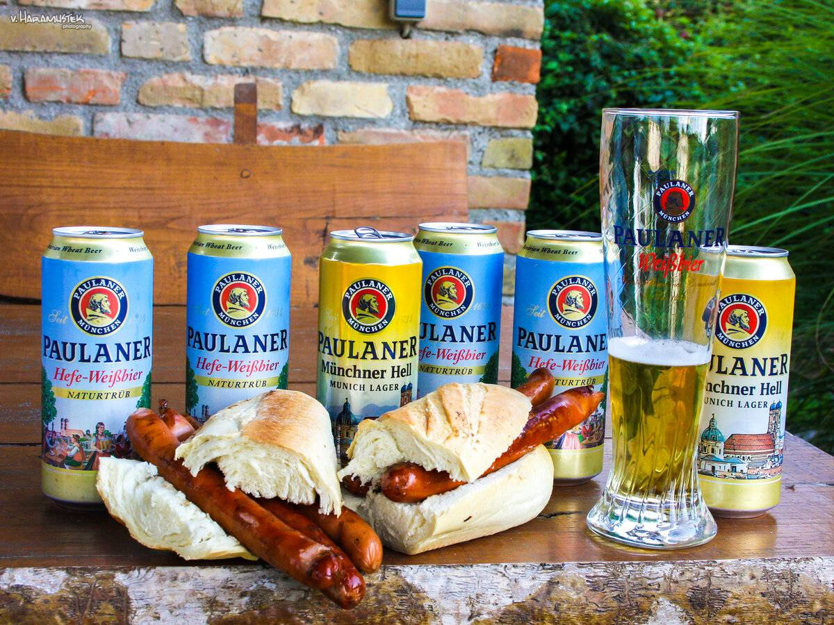 Лучшее пиво мира на beermonsters.ru  » blog archive   » наследие предков в любви к пиву пауланер