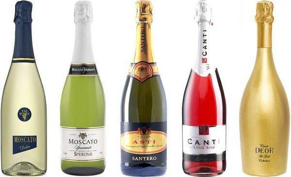 Шампанское фраголино: обзор вкуса и видов + стоит ли покупать