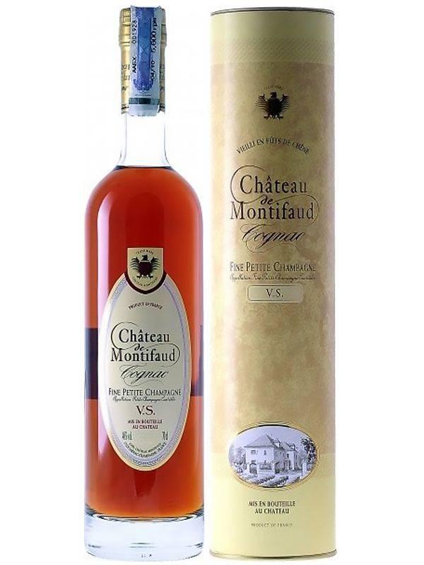 Обзор коньяка Chateau de Montifaud (Шато де Монтифо)