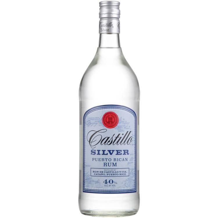 Ром ronrico silver label rum