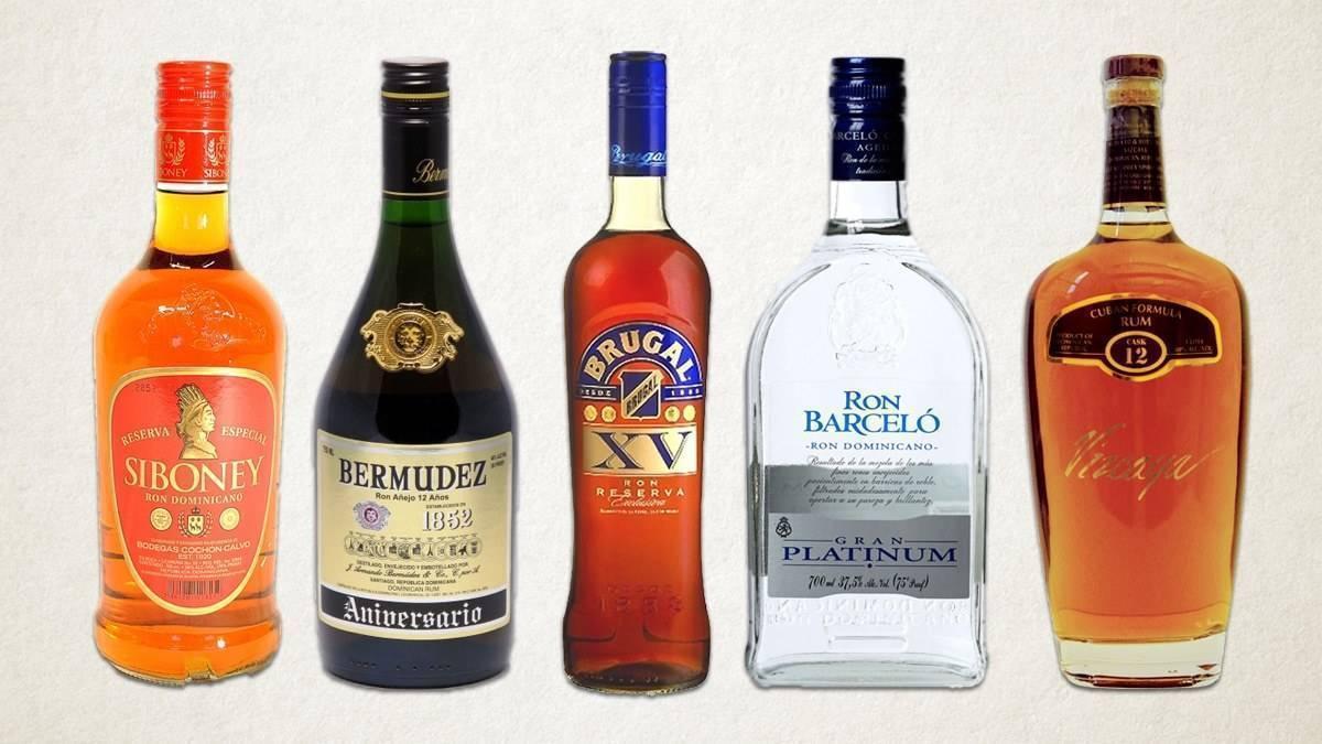 Как правильно пить ром, марки и сорта напитка