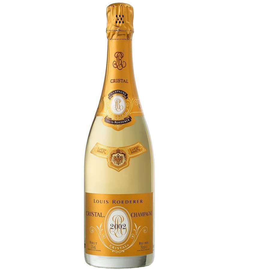 Шампанское кристалл: история, виды напитка, стоимость