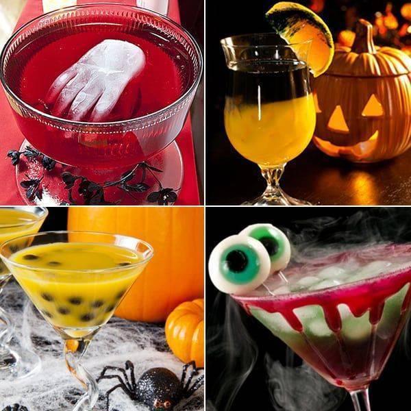 Вечеринка на хэллоуин: блюда, рецепты, сервировка