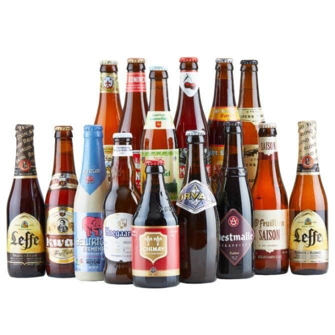 Лучшее бельгийское пиво