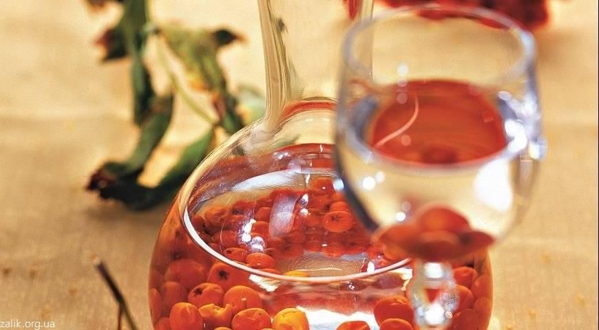 Вино из рябины в домашних условиях это просто