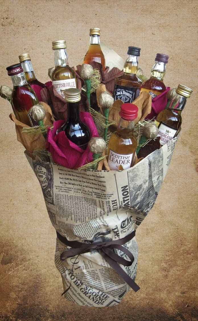 Выбираем алкоголь в подарок женщинам
