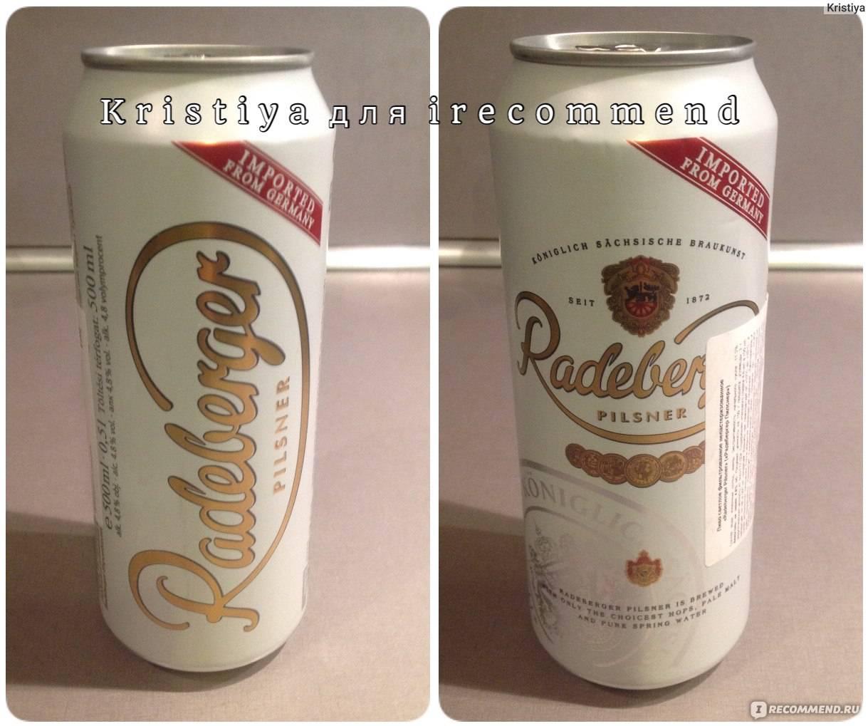 Любимое пиво в.путина радебергер