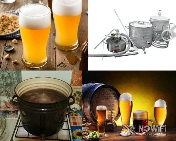 Как сварить пиво в домашних условиях простейший рецепт