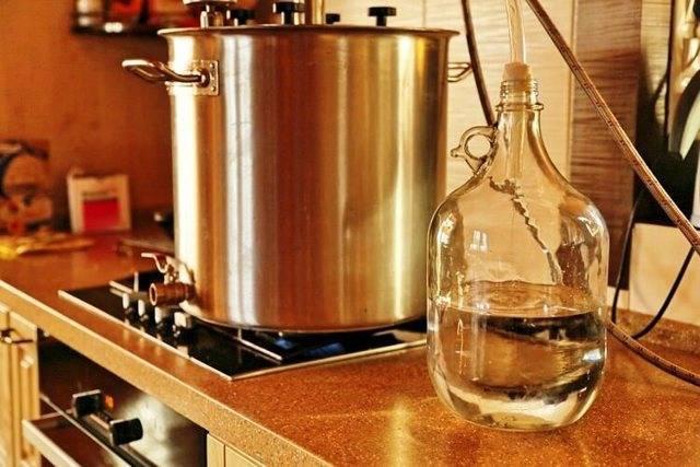 Сложнейший процесс — самогон из пшеницы в домашних условиях. самостоятельно готовим солод, брагу и самогон из пшеницы на дому