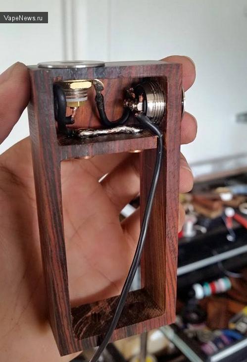 Самодельная батарея для электронной сигареты. как сделать боксмод своими руками: идеи из подручных материалов. как сделать мехмод: мастер-класс