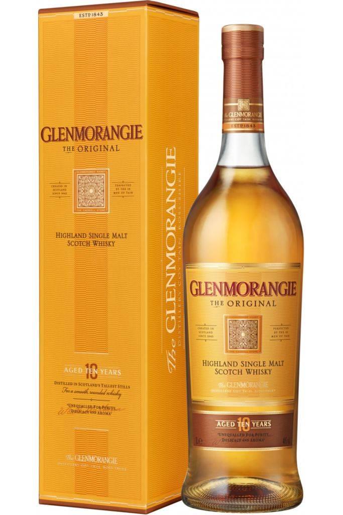 Виски Glemorangie. История, разновидности, особенности, цена