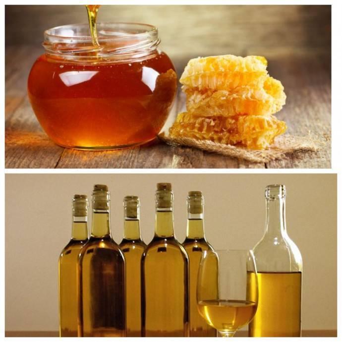 Рецепт приготовления медового вина в домашних условиях