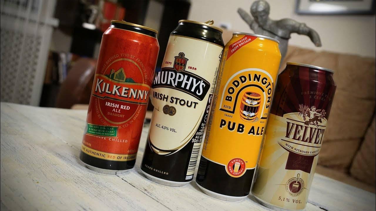 Пиво гиннес: откуда в нем шарики и как его правильно пить