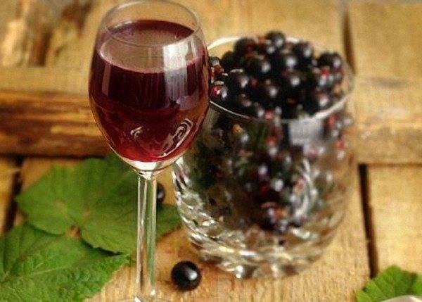 Домашнее вино из смородины простой рецепт