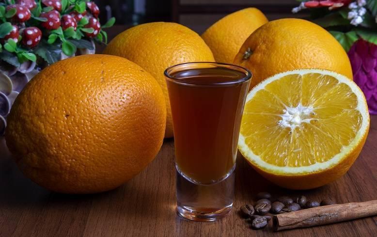 Апельсиновая настойка на самогоне в домашних условиях