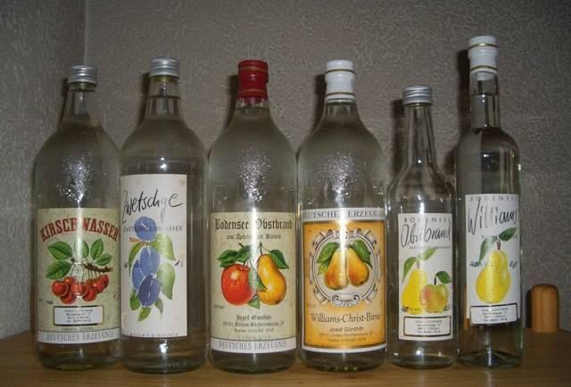 Шнапс: все, что нужно знать о немецкой «фруктовой водке» | inshaker | яндекс дзен