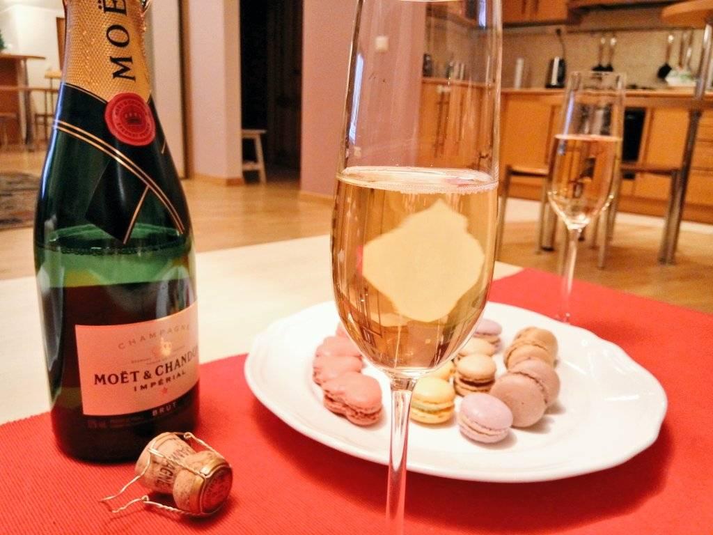 Как определить настоящее шампанское и отличить его от подделки