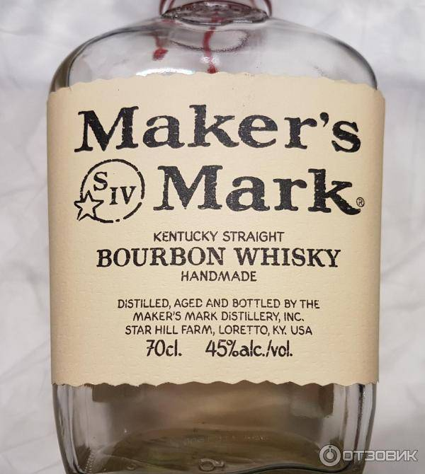 Эксперимент бурбон а-ля maker's mark. часть 1