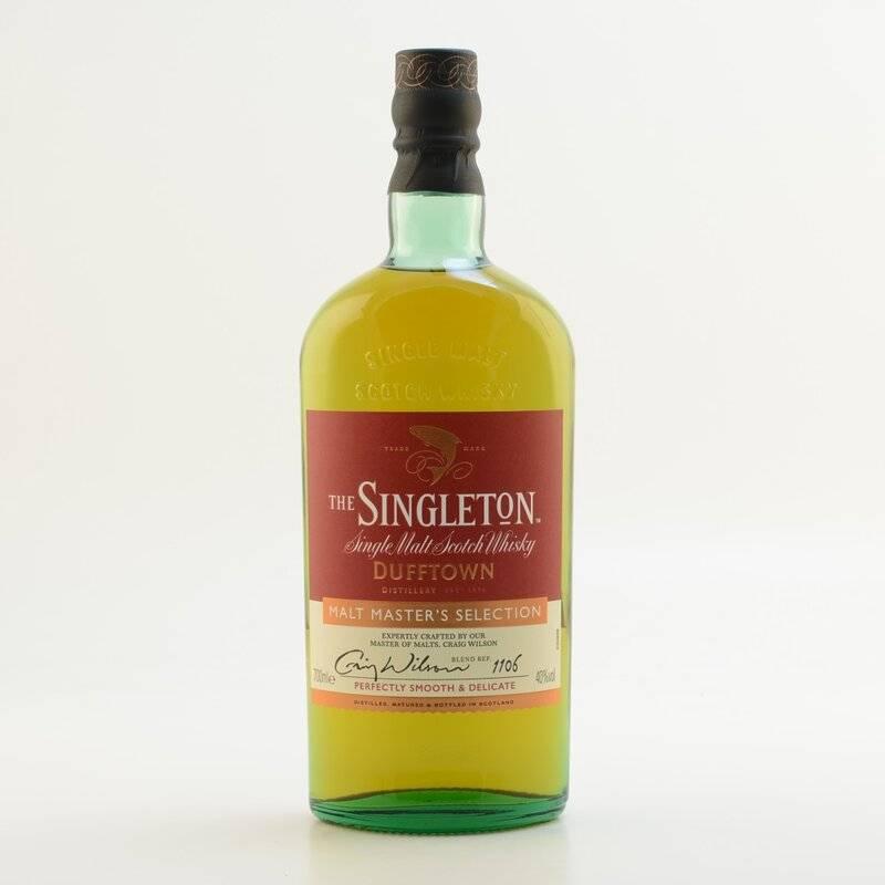 Обзор виски singleton (синглтон)