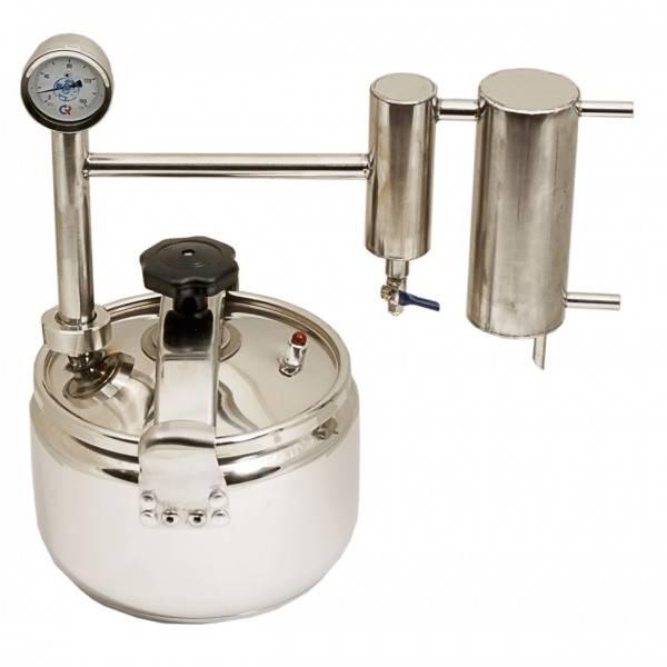 Как сделать самогонный аппарат из скороварки?