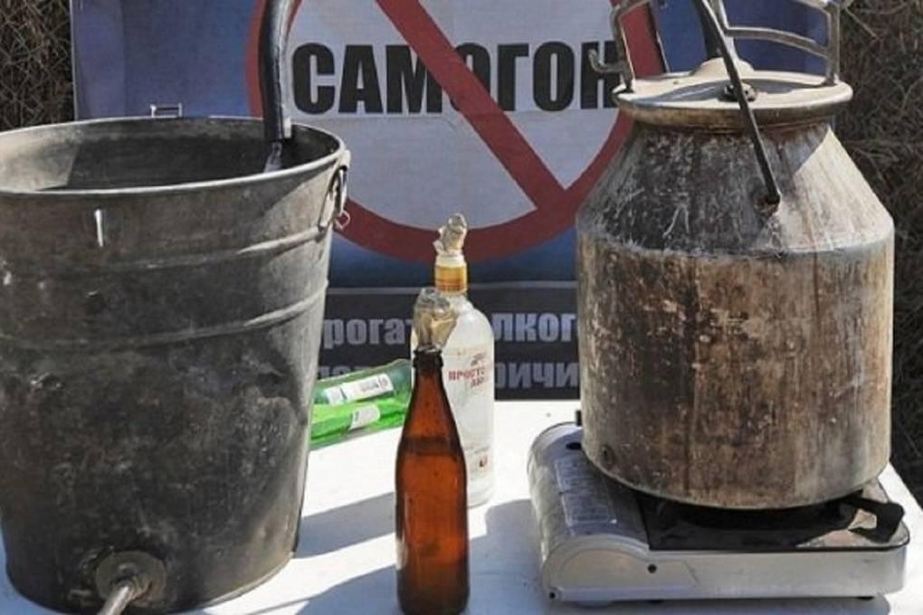 Ответственность за самогоноварение и продажу домашнего алкоголя по закону