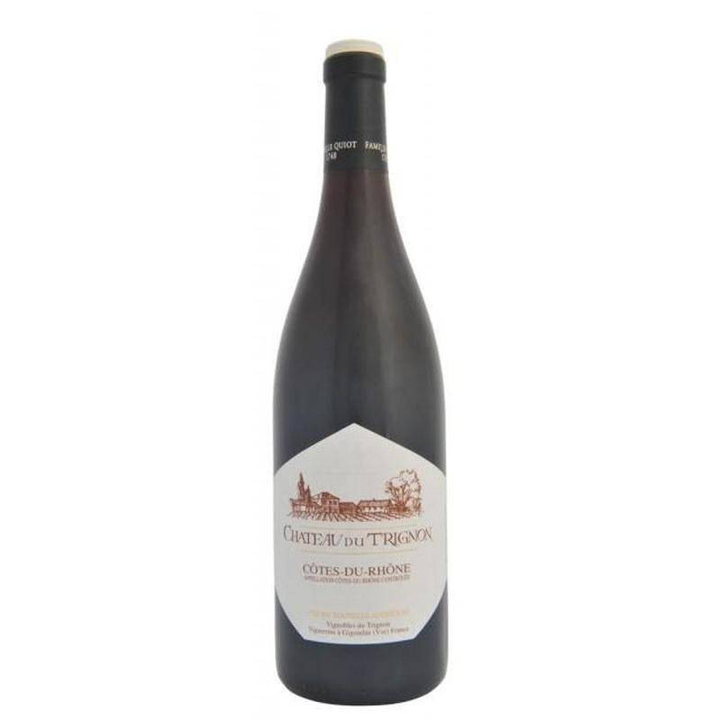 Вина и области виноделия Кот Дю Рон