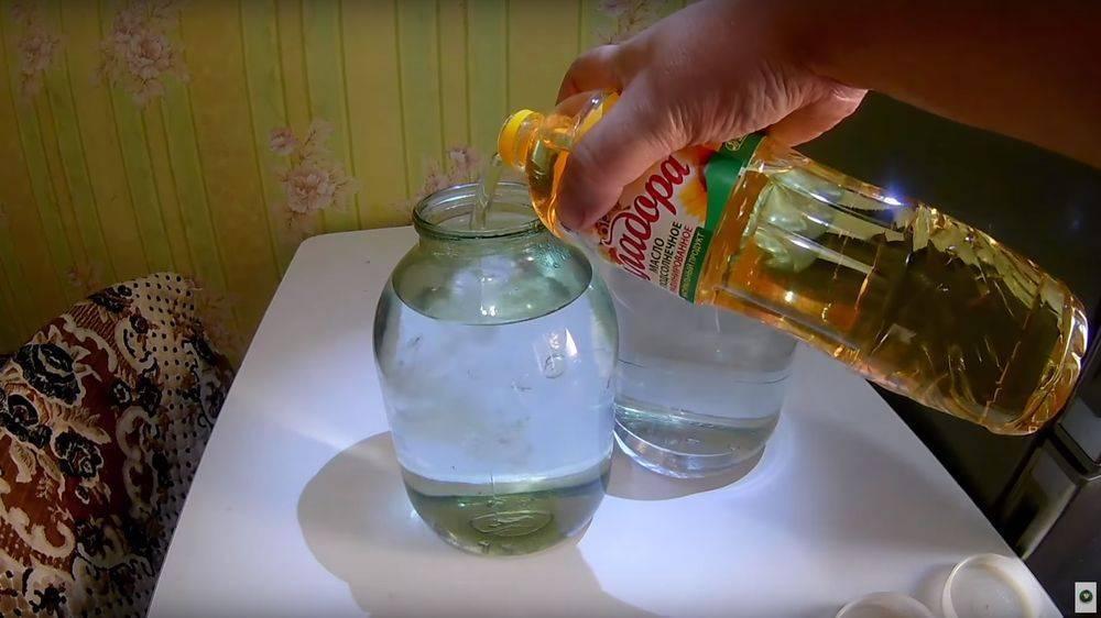 Различные способы и правила очистки самогона содой