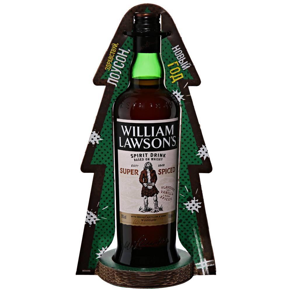 Обзор виски William Lawsons Super Spiced