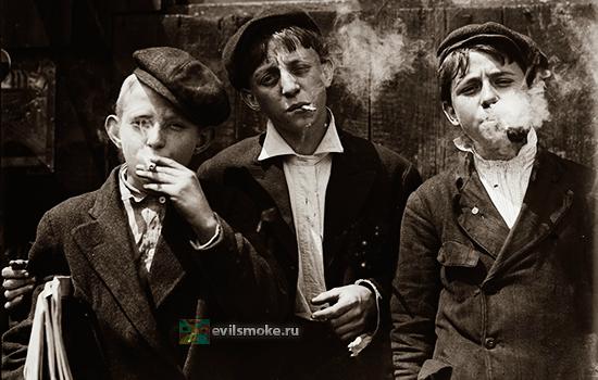 Продолжительность жизни курящего человека