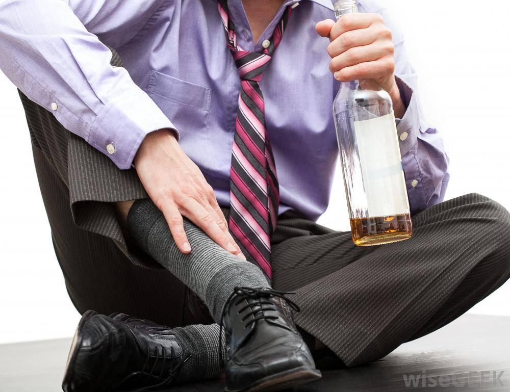 Отравление алкоголем — что делать в домашних условиях