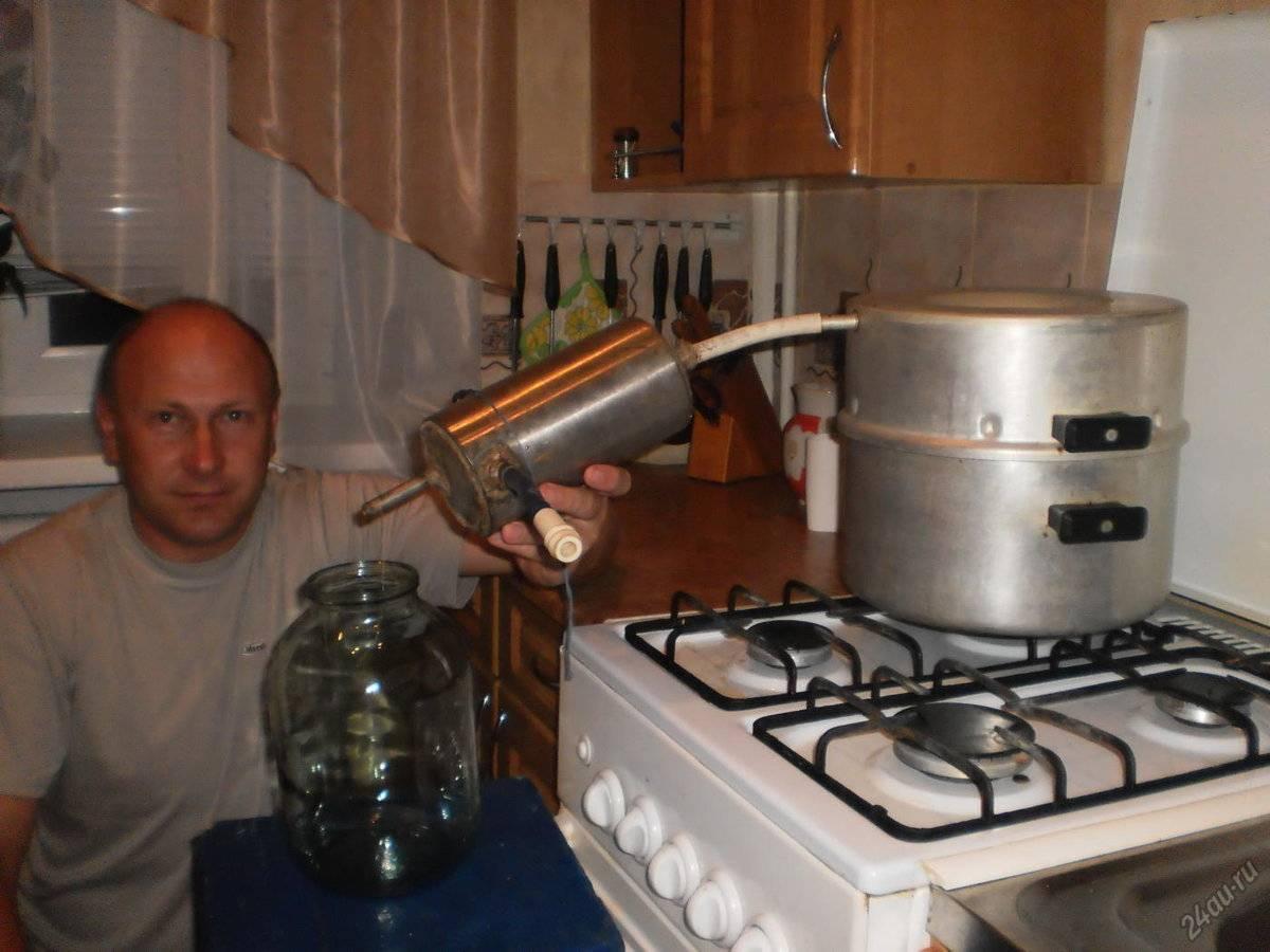 Получаем самогон без аппарата. как без самогонного аппарата сделать самогон в домашних условиях?