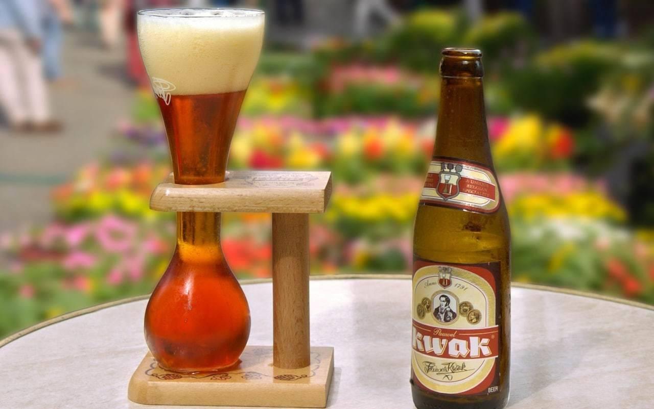 Обзор пива Квак
