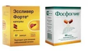 Фосфоглив и алкоголь: совместимость гепатопротекторного препарата со спиртным