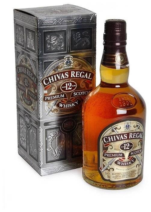Виски chivas regal (чивас ригал) - описание и цены
