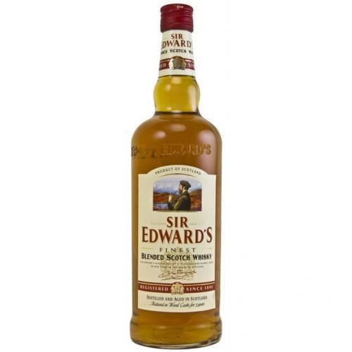 Виски sir edwards: обзор :: syl.ru