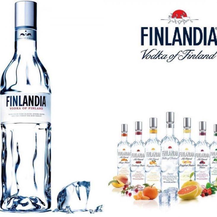 Финляндия (водка) — википедия переиздание // wiki 2