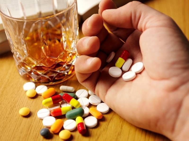 Обезболивающие средства с алкоголем