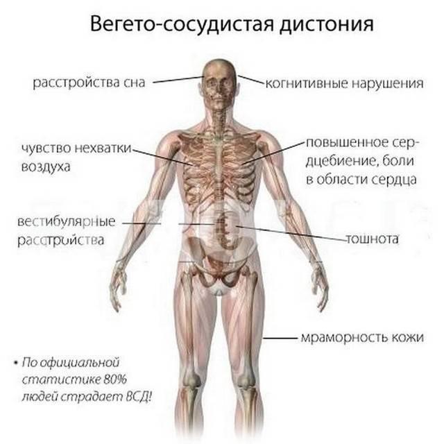 Всд и курение - влияние никотина на симптоматику больного всд