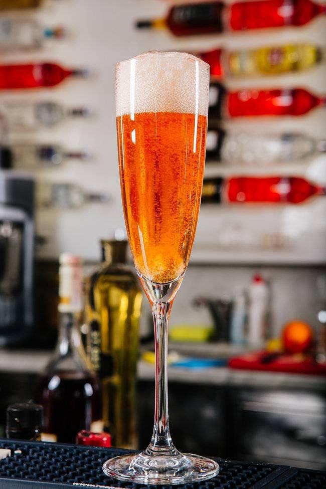 Шампанское | любимые коктейли