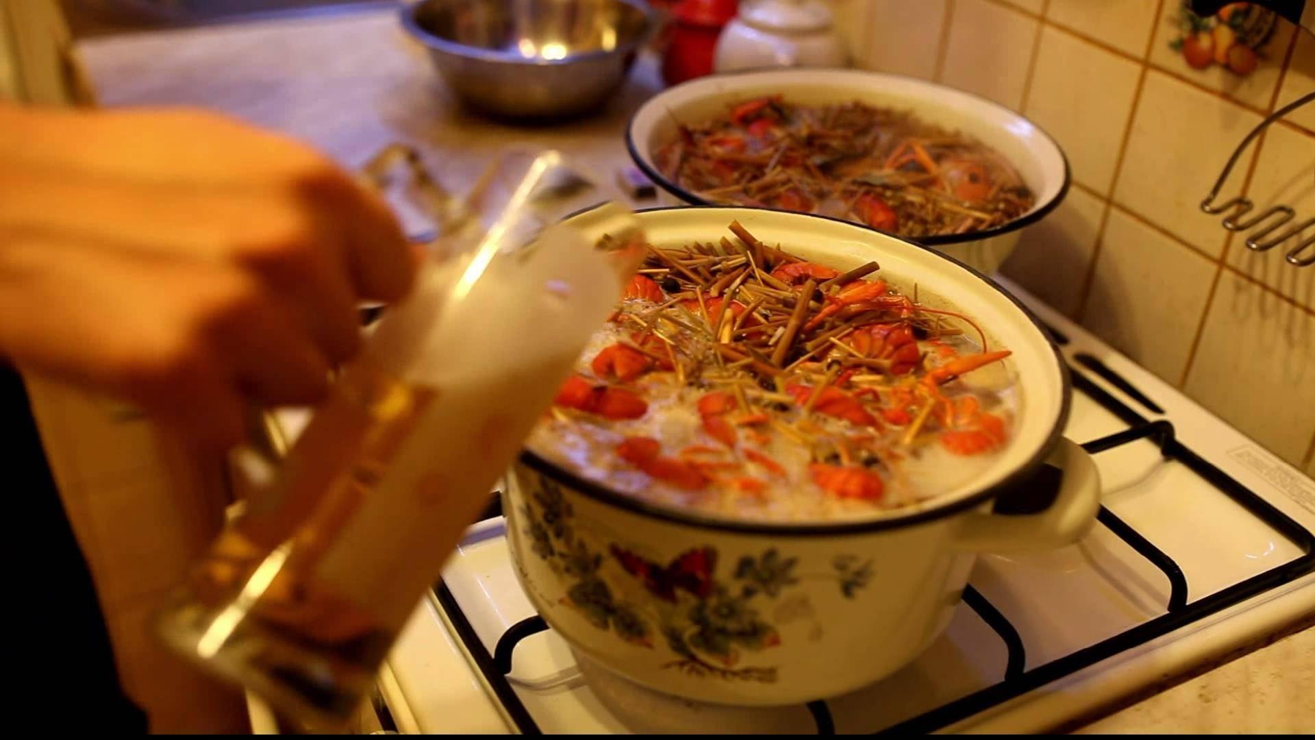 Как варить раков в домашних условиях: 5 лучших рецептов