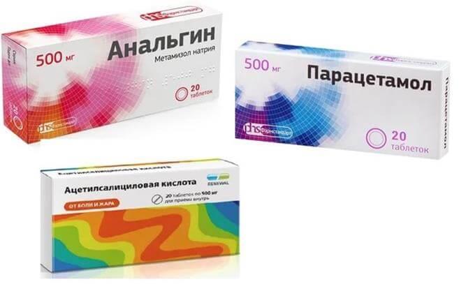 Через сколько помогает анальгин при головной боли