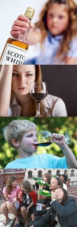 Излечим ли детский алкоголизм?