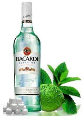 Как пить ром «бакарди»