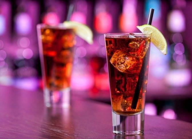 Состав и способ приготовления коктейля «лонг айленд. коктейль «лонг айленд»: состав, рецепты и история.