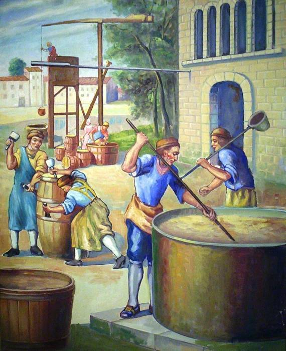 Пенофонд: 13 важных исторических дат в истории пива