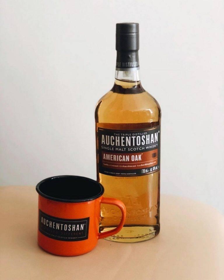 Виски окентошан (auchentoshan) - виды и описание