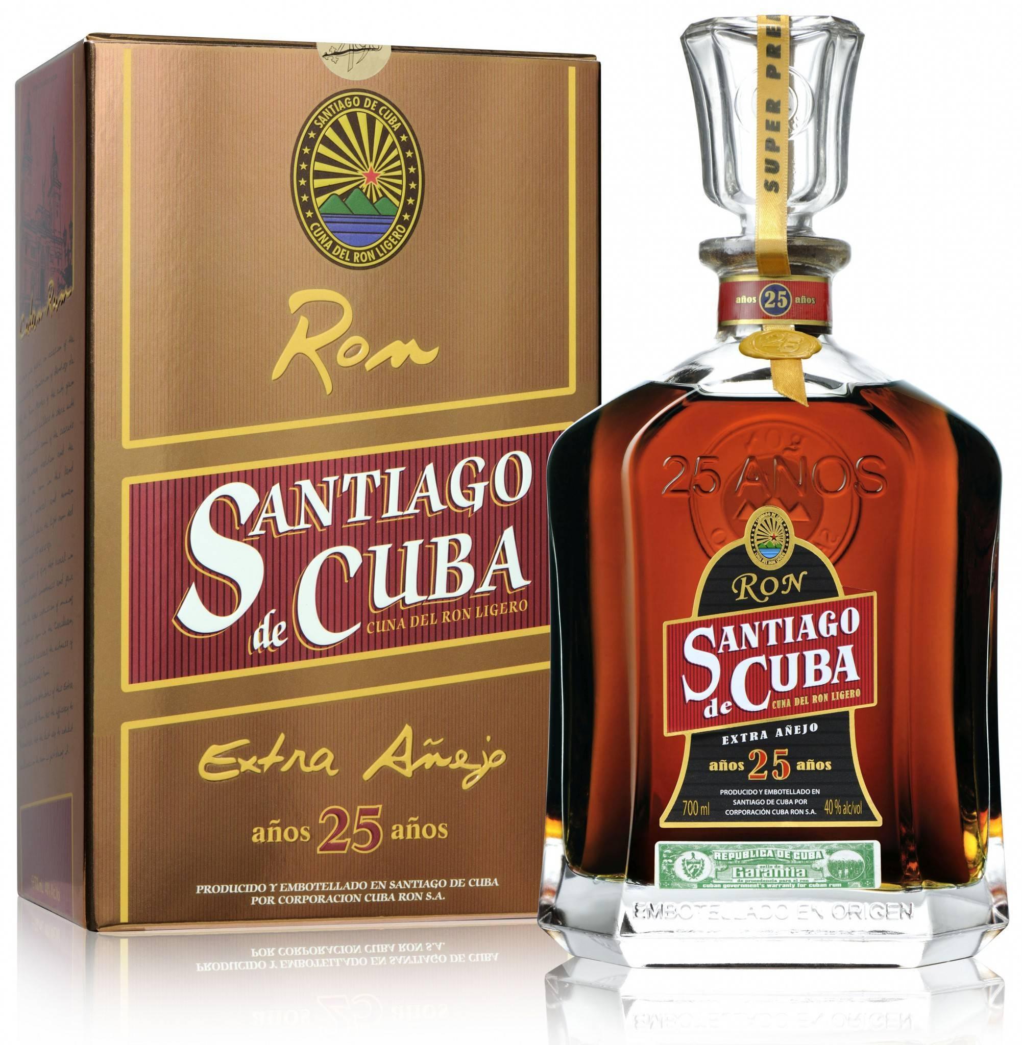 Ром santiago-de-cuba (сантьяго-де-куба) — описание и стоимость напитка, история появления