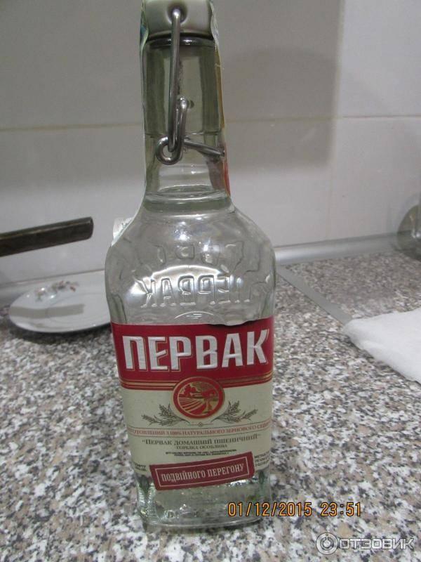 Можно ли пить первак без вреда для здоровья и как его приготовить - проздоровье