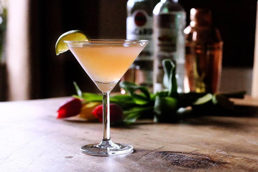 Рецепты коктейля «дайкири» с фото