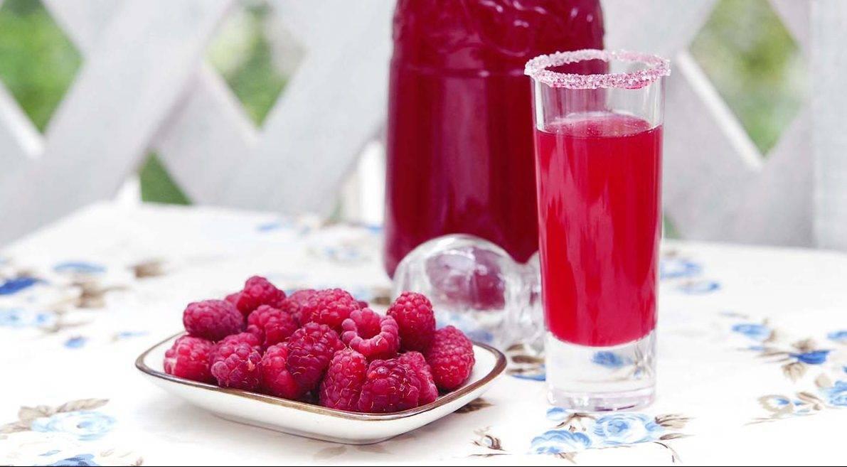 Наливка из малины: 11 рецептов в домашних условиях
